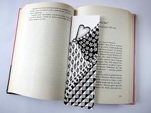 Jak zrobić zakładkę do ksią...
