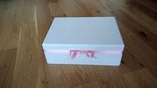 Sprzedam drewniane pudełko na koperty ślubne, klik w zdjęcie