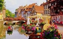 Francja. Colmar