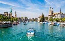 Szwajcaria. Zurich
