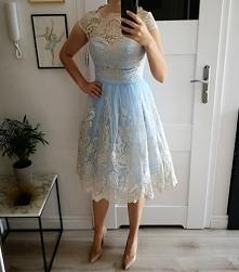 Sukienka na wesele bądź inn...