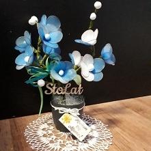 kwiat z rajstop na Dzień Matki