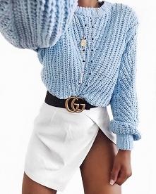 Niebieskie ubrania na wiosnę w super cenach!