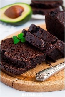 Ciasto czekoladowe z awokad...