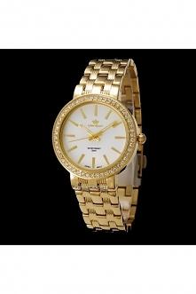 Złoty zegarek Gino Rossi <3