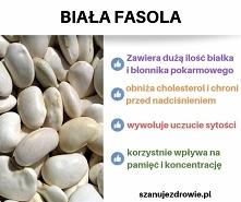 Właściwości białej fasoli