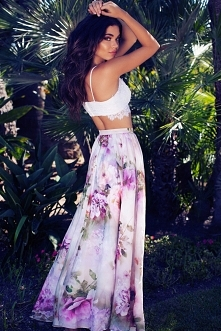 Długie spódnice kradną nasze serca <3 kliknij w zdjęcie i zobacz gdzie taką kupić!