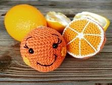 Pomarańcze.