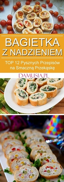 Bagietka Nadziewana – TOP 1...