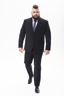 Garnitury męskie xxl - proste fasony to ponadczasowy trend, który zawsze będzie w modzie is prawdzi się w przypadku każdej okazji, takie garnitury szyjemy!