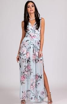 Kwiatowa sukienka roco Fash...