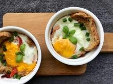 Jajka zapiekane to szybkie,...