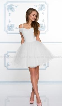 Kliknij w zdjęcie by przejsć do produktu sukienkowo.com SCARLET - Rozkloszowa...