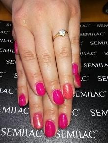 Semilac 103, syrenka neon p...