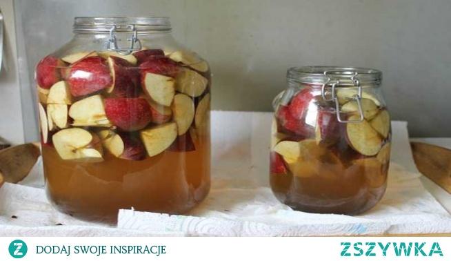 Jak w prosty sposób przygotować domowy ocet jabłkowy