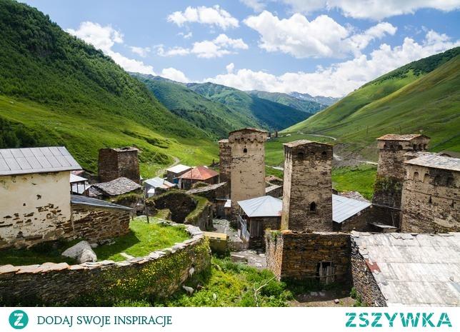 Eden Kaukazu. Oto Gruzja i jej największe atrakcje
