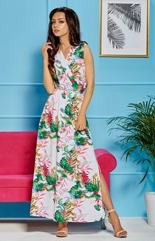 Lemoniade L304 długa sukien...