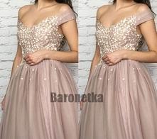 Suknia z koronki 3D