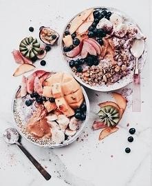Śniadanie wegańskie, aby ro...