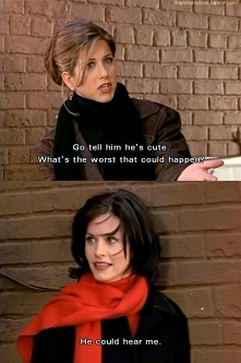 Monica is my spirit animal :D