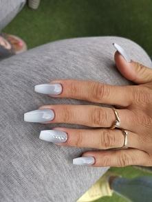 Jaka wiosna takie paznokcie :)))