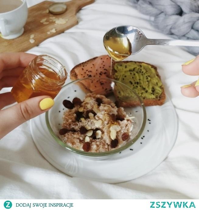 Pyszne I Zdrowe Sniadanie Habermus Sw Hildegardy Oraz Kolorowe Na