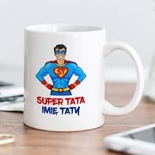 Kubek Super Tata z imieniem
