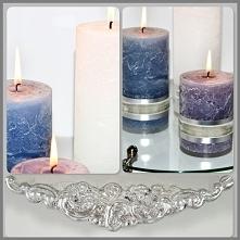 Świeczki na ślub, wesele Ba...