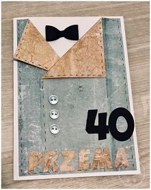 40 urodziny Przemka