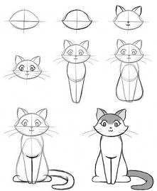 Łatwe do narysowania