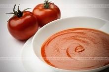 Zupa- krem z pomidorów