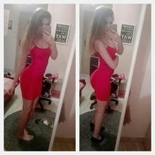 Uważam iż czerwień, to jeden z najbardziej seksownych i kobiecych kolorów, ma...