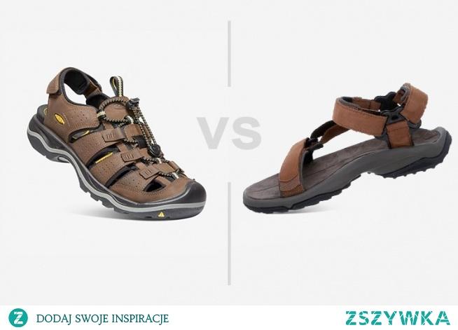 Które sandały trekkingowe lepsze?