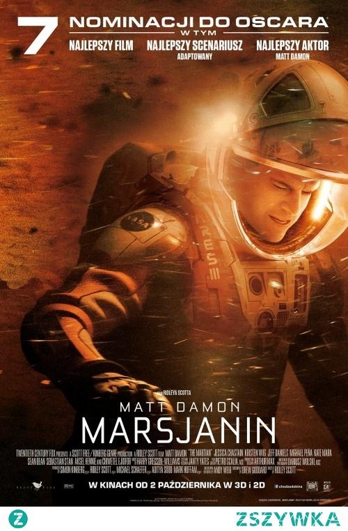 Marsjanin (2015)