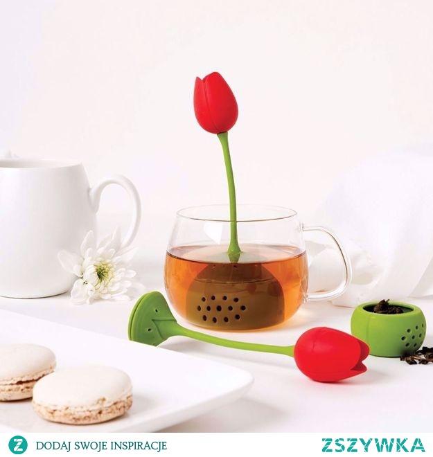 Zaparzaczka Tulipan :)