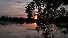 Niedzielny zachód słońca