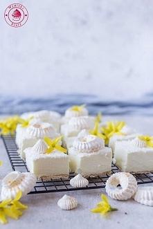 Ciasto śnieżny puch - Wypie...