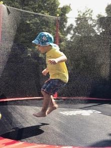 Olbrzymia Trampolina Goliath Mammoth! Dożywotnia gwarancja na ramę. Aż 365 cm średnicy! #goliath #mammoth #trampolina #ogród #lifestyle #fun #joy #parenting #zabawkitotu #swiatz...