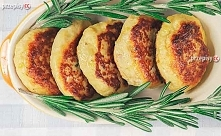 Placuszki z dyni z ziemniakami