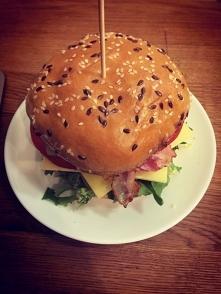 Domowe burgery <3 Włóż t...