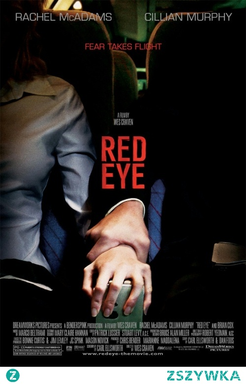 """Młoda, ambitna, rezolutna i życzliwa dla wszystkich Lisa (Rachel McAdams) wraca do domu swojego ojca na pogrzeb babci. Żeby tam dotrzeć musi odbyć podróż lotem, który nazywany jest """"Red-Eye"""". Na lotnisku poznaje Jacksona (Cillian Murphy), z pozoru miłego faceta. Podczas lotu oznajmia jej, że ich spotkanie nie jest przypadkowe. Lisa musi mu wyręczyć przysługę, jeśli chce ocalić ojca, któremu grozi śmiertelne niebezpieczeństwo ze strony wspólnika Jacksona. Dziewczyna jednakk buntuje się i nie ma zamiaru wyświadczyć przysługi. Jackson jest jednak czujny, a jego wiedza o przeszłości dziewczyny ma zmusić ją wykonywania jego poleceń. Pewna siebie Lisa, doświadczona podobnym przeżyciem, postanawia działać"""