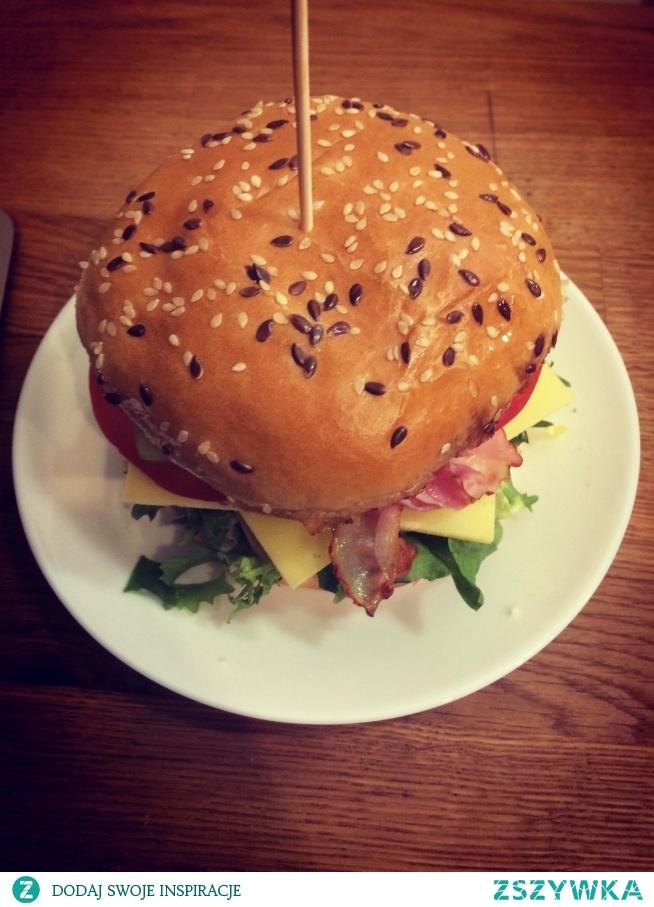Domowe burgery <3 Włóż to co lubisz, zdrowe, świeże, pyszne!