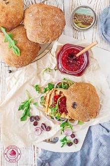 Burgery z halloumi - Najlepsze przepisy | Blog kulinarny - Wypieki Beaty