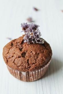 czekoladowe muffiny z wanil...