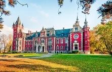 Zespół pałacowo-parkowy w Pławniowicach (woj. śląskie) - znany przede wszystkim jako Pałac Ballestremów.