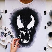 Ręcznie malowana koszulka &...