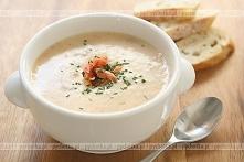 Zupa chrzanowa na wędzonce
