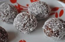 Kokosowe kuleczki proteinowe!