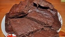Kakowe brownie z avocado.