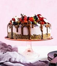 Ciasto Wegańskie Owocowo – ...